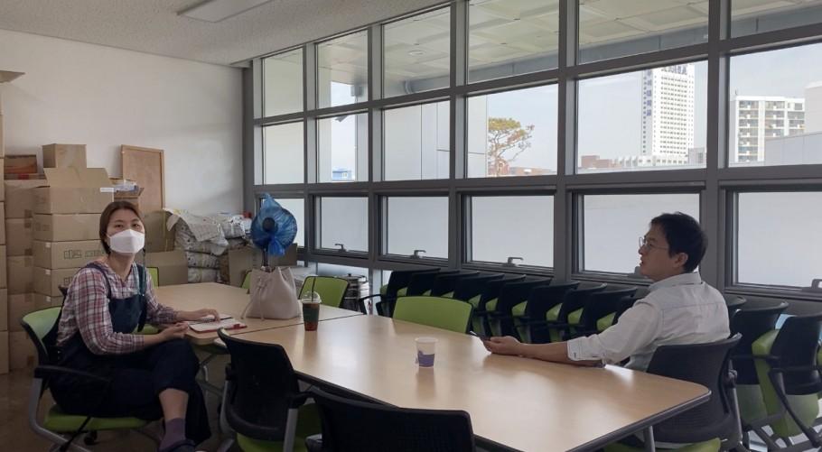 [실행그룹-삼례] '완주문화장날@삼례잇장' 추진을 위한 주민기획단 회의(10차)