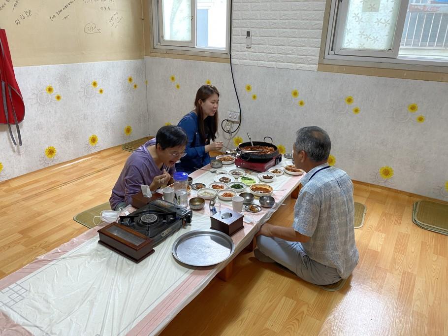[실행그룹-삼례] '완주문화장날@삼례잇장' 추진을 위한 주민기획단 회의(12차)